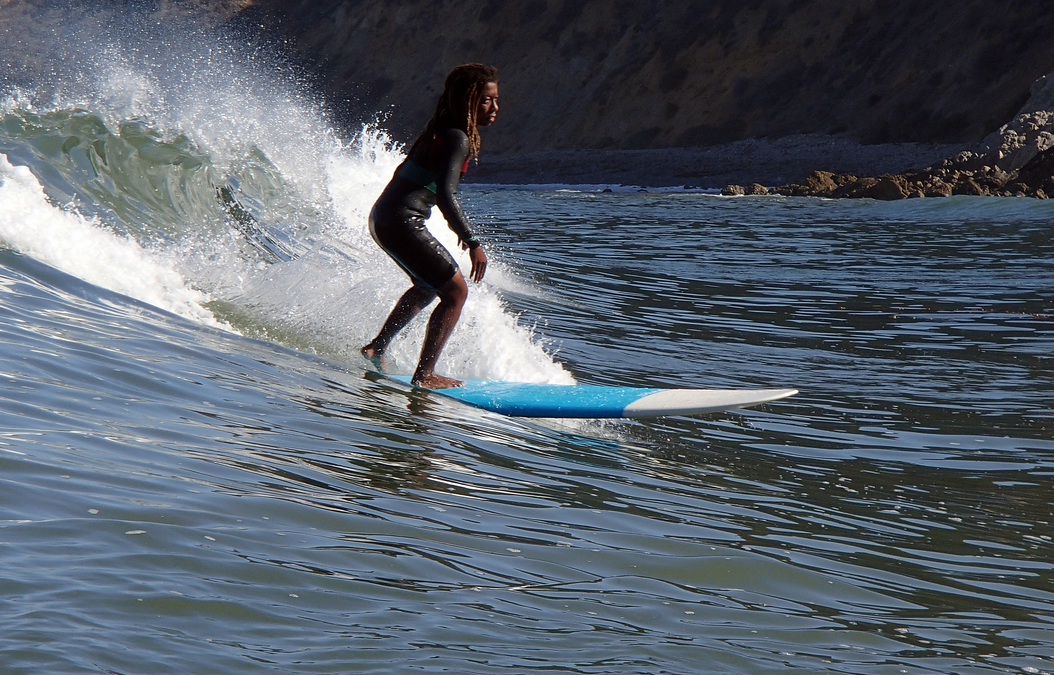 Surf Sister Mary